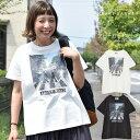 ショッピングアルバム アビーロードTEEレディース トップス Tシャツ TEE アビイ・ロード プリント ザ・ビートルズ