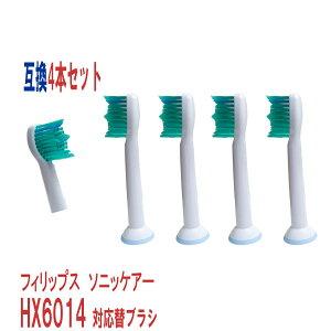フィリップス ソニッケア 歯ブラシ プロリザルツブラシヘッド