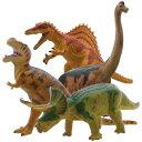 【直送品】【代引き不可】【送料無料】ビニールモデル 人気恐竜...