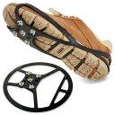 ショッピングタイヤチェーン 【直送品】【代引き不可】スノースパイク(靴用滑り止めスパイク)×6個セット