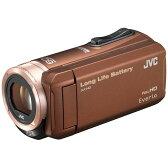 ビクター 32GBハイビジョンメモリームービー(ブラウン) GZ-F100-T