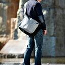 【SASICCO】【日本製】 柔道着の生地を使用した三河木綿バッグ ショルダーバッグ30 消防刺し子 【正規品】