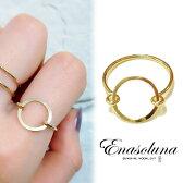 Enasoluna(エナソルーナ)Oh ring 【RG-1107】
