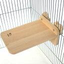 チンチラステージ/ケージ 遊び場 ステップ 足場 木製 小動物 リス モモンガ チンチラ デグー さる