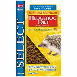 8in1 ウルトラブレンドセレクト ハリネズミフード/ハリネズミ専用フード エサ 餌 えさ 主食 ペレット ビタミン ミネラル ピグミーヘッジホッグ