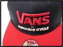 NAVY x RED【VANS x KINASHI CYCL...
