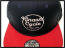 NAVY/RED【KINASHI CYCLE [木梨サイクル] DIAMOND HEAD HAWAII snapback Cap ダイヤモンドヘッド ハワイ キャップ 帽子 木梨憲武】
