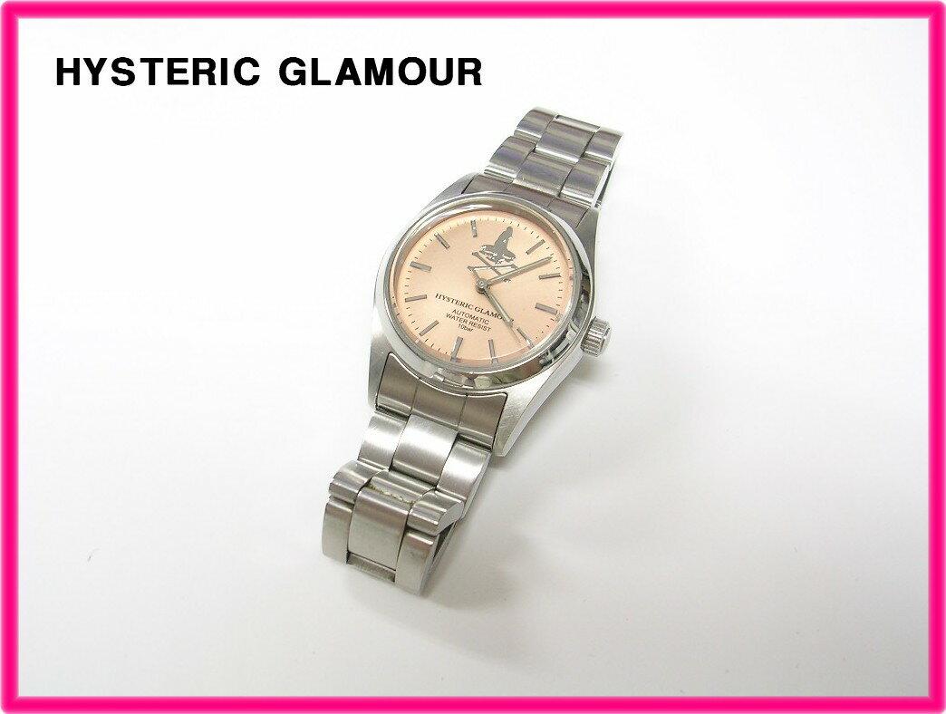 【HYSTERIC GLAMOUR WOMAN ON SKULL ヒステリックグラマー ウーマンオンスカル 腕時計】【】