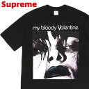M Black【Supreme 20ss Feed Me With Your Kiss Tee シュプリーム Tシャツ 黒 ブラック 2020ss】
