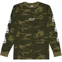 HUF Ambush L/S T-Shirt Camo L Tシャツ 送料無料