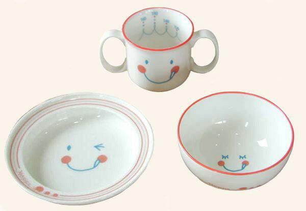 SOULEIADO/微笑餐具组 三件套