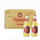 ●24 Tsingtao Beer [Qingdao beer] premiums [one case]  Beer [most suitable for a gourmet gift, family celebration] for state guests [RCP] [02P02jun13]