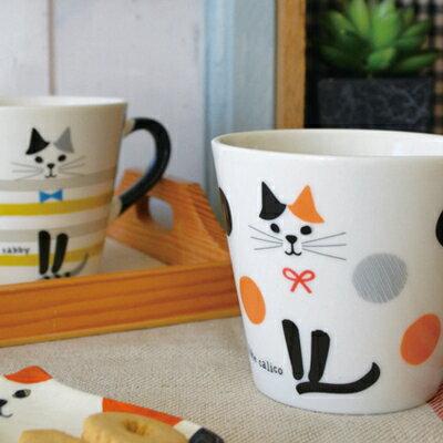 DECOLE HAPPY cat day ねこの実 HAPPYCATマグ 全2種