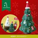(12/8まで2000円以上で送料無料) コンコンブル デコレ クリスマス MERRYスマイルツリー サンタ