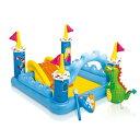 RoomClip商品情報 - 大型玩具 INTEX(インテックス) プール Fantasy Castle Playcenter(ファンタジーキャッスルプレイセンター)