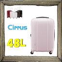 【プラスワン】 Cirrus(サーラス) スーツケース 【001-57】PLUS ONE(プラスワン) 【Cirrus(サーラス)】超軽量 キャリーバッグM サイズ(48L)/おしゃれ/キャリーケース ホワイト 人気/おすすめ/楽天/トロリーバッグ/楽天スーツケース