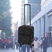 スワニー キャリーバッグ ウォーキングバッグ 出張 バッグ 1泊  ビジネスキャリーバッグ 【T-187 ポケットバッグ 3 S】/キャリー バッグ/ 激安/座れる キャリー