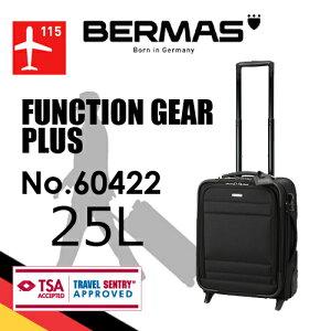 バーマス縦型ビジネスキャリーバッグ45cmファンクションギア(トラベル仕様タイプ)No.60122