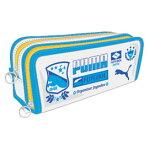 クツワ プーマ フロントポケットペンケース 943PMWH ホワイト(アルゼンチン)
