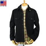 FIDELITY【フィデリティ】CPO ウールシャツジャケット アメリカ製