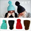 ショッピング韓流 帽子 CAP キャップ レディース韓流 ポンポン ニット 3714110511