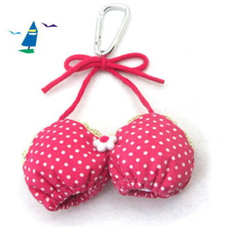 Cute & Funny Bra Golf Ball Holder  ( Holds Up To 2 Balls)