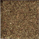 [email service free shipping] 100 g of basil sweet basil bulk herb mixture spice (part mixture)