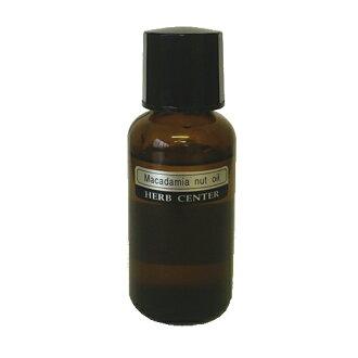 藥草中心載體油 (植物油) 澳洲堅果 (澳洲堅果) 油 (精製) 50 毫升 [10P03Dec16]