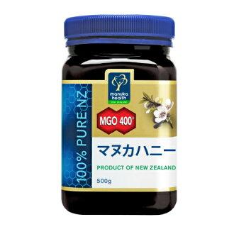 Manuka health (manuka health) Manuka honey MGO 400 + 500 g MANUKA HONEY