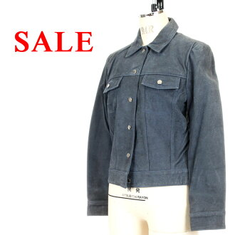 Translation and pig leather jacket suede processing print pattern 6 colors