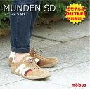 【アウトレット】【送料無料】MUNDEN SD(ミュンデン スウェード)ブランド:mobus(モーブス)スニーカー