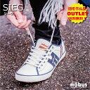 【アウトレット】【送料無料】Sieg(ジーグ)ローテクバルカモデル!ブランド:mobus(モーブス)スニーカー