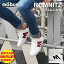 【27%OFF!】ROMNITZ(ロムニッツ)ブランド:mobus(モーブス)スニーカー...