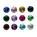 ( pair) An email service is free shipping in resin post pierced earrings 3mm stone amulet for an easy delivery Y58- pair (two)  2,100 yen or more