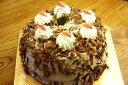 糖質制限のショートケーキ!直径15cmサイズ★ヘルシ屋★