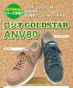 楽天AQUAVEIL HGS【新商品】【送料無料】ロシオ GOLDSTAR ANV80【7度】【アスティコ】【健康シューズ】