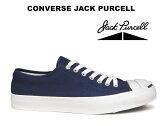 CONVERSE コンバース スニーカー ジャックパーセル JACK PURCELL ネイビー キャンバス 紺