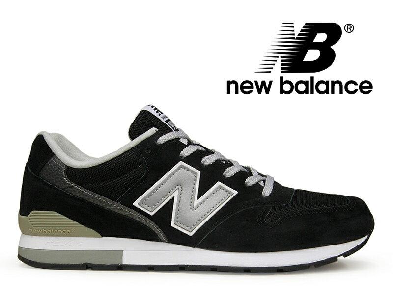ニューバランス NEW BALANCE MRL996 BL ブラック BLACK 黒 【あす楽】【国内正規品】【ポイント10倍】【送料無料】 軽くて履きやすい ニューバランス 996 スニーカー メンズ レディース