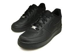�ڥ�ǥ������ۡ�¨Ǽ�ۥʥ������ˡ����������ե�����1�?�֥�å�/�֥�å�NIKEAIRFORCE1LOW(GS)BLACK/BLACK��/����ǥ������?���åȥ��ˡ�����