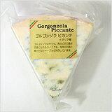 ゴルゴンゾーラ ピカンテ DOP | gorgonzola | cheese | チーズ | 【約300g】【san】チ-ズ【冷蔵/冷凍可】【D+0】【現在、熟成が若く青カビが少な