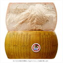 チーズ の王様 ザネッティ社 パルミジャーノ レッジャーノ24ヶ月熟成!2011年、2012年
