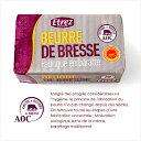 フランス/ブレス産A.O.C無塩発酵バター【250g】【冷凍...