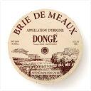 フランス産 ブリ・ド・モー AOP(AOC)【約3kg】【冷蔵】【ドンジェ社】【チーズ ブリー カマンベール 白カビ】