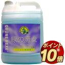 緑の魔女 トイレ(トイレ用洗剤) 5L【RCP】【532P17Sep16】