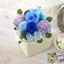 誕生日や結婚祝い、結婚記念日におすすめのプリザーブドフラワーです。