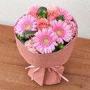 日比谷花壇  花束 そのまま飾れるブーケ「グランデ・ピンク」 ギフト プレゼント 誕生日 記念日