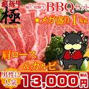 【バーベキューセット】THE焼肉★メガ盛