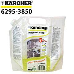 ケルヒャー 高圧洗浄機用 濃縮タイプ洗浄剤
