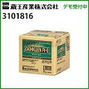 蔵王産業 業務用 床洗浄機用洗剤 動・植物油専用 濃縮洗剤 ザオウクリーンFV-2(3101816)