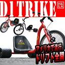 楽天HIDA-LEDAD1-TRIKE ドリフト三輪車 ワンランク上のドリフトスタイル 本場アメリカのBEE TRIKEに続く国内版